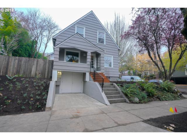 2857 SE Pine St, Portland, OR 97214 (MLS #18349724) :: Hatch Homes Group
