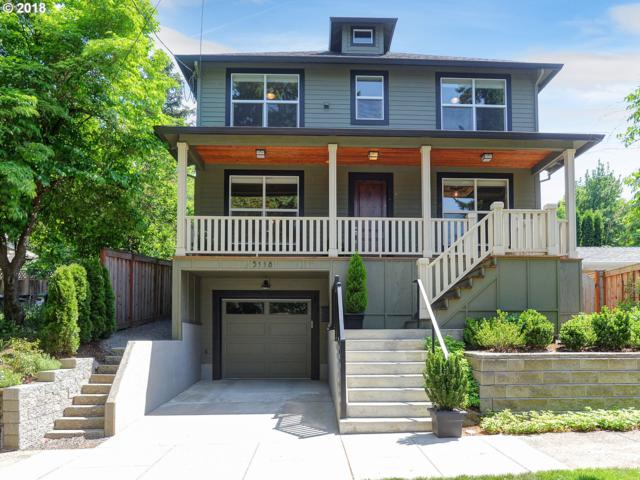 5118 SE 40TH Ave, Portland, OR 97202 (MLS #18349799) :: Next Home Realty Connection