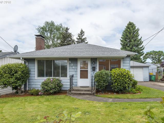 5341 SE 100TH Ave, Portland, OR 97266 (MLS #18350301) :: Team Zebrowski