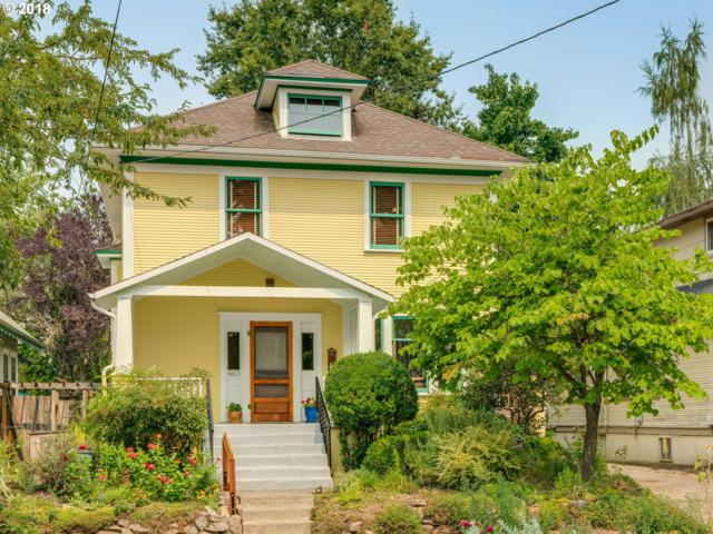 4011 SE Salmon St, Portland, OR 97214 (MLS #18350381) :: Next Home Realty Connection