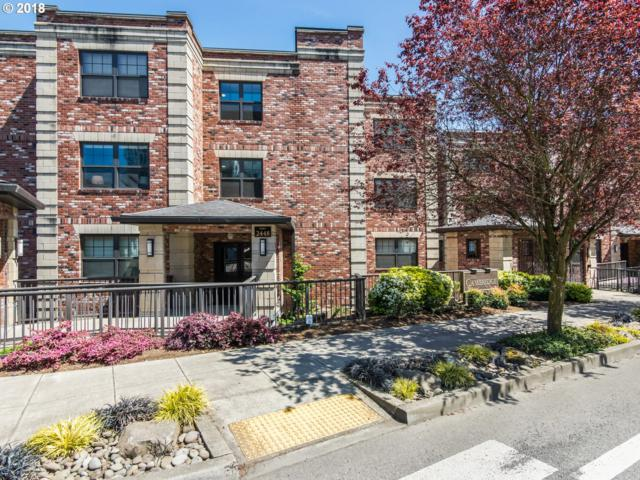 2448 NW Westover Rd #202, Portland, OR 97210 (MLS #18350580) :: Harpole Homes Oregon