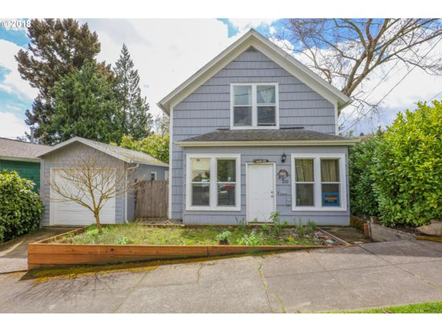 232 SW Hamilton St, Portland, OR 97239 (MLS #18351074) :: Next Home Realty Connection