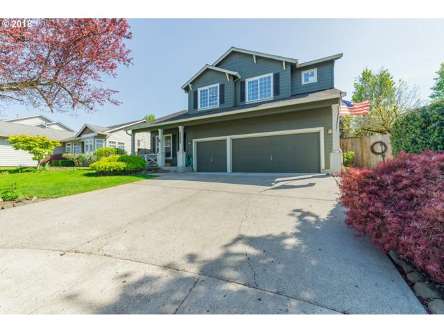 19215 SE 9TH Cir, Camas, WA 98607 (MLS #18351175) :: The Dale Chumbley Group