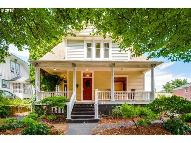 2047 NE Davis St, Portland, OR 97232 (MLS #18351408) :: Hatch Homes Group
