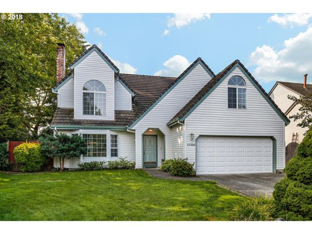 17320 NW Woodmere Ct, Beaverton, OR 97006 (MLS #18352060) :: Matin Real Estate