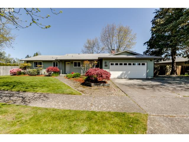 3746 Keeler Ave, Eugene, OR 97401 (MLS #18352529) :: Fox Real Estate Group