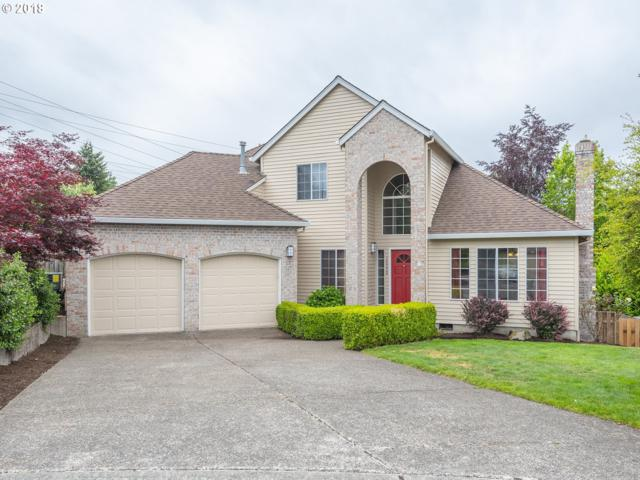 14550 SW Moet Ct, Tigard, OR 97224 (MLS #18352596) :: Portland Lifestyle Team