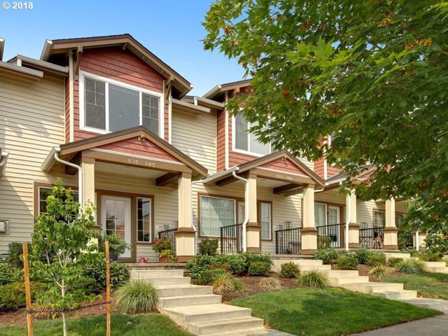 575 NW 118TH Ave #105, Portland, OR 97229 (MLS #18352993) :: Portland Lifestyle Team