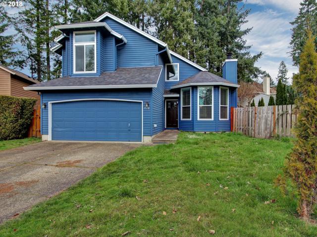 1128 SE 53RD Ct, Hillsboro, OR 97123 (MLS #18353142) :: Portland Lifestyle Team