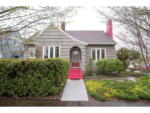 37 NE Rosa Parks Way, Portland, OR 97211 (MLS #18353430) :: Next Home Realty Connection
