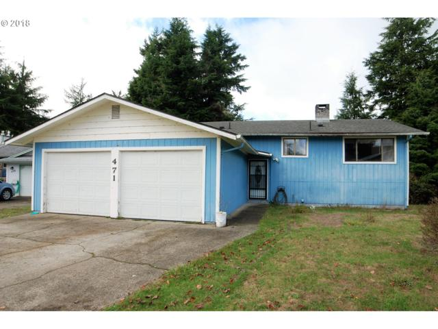 471 Camellia Ct, Reedsport, OR 97467 (MLS #18353831) :: Stellar Realty Northwest