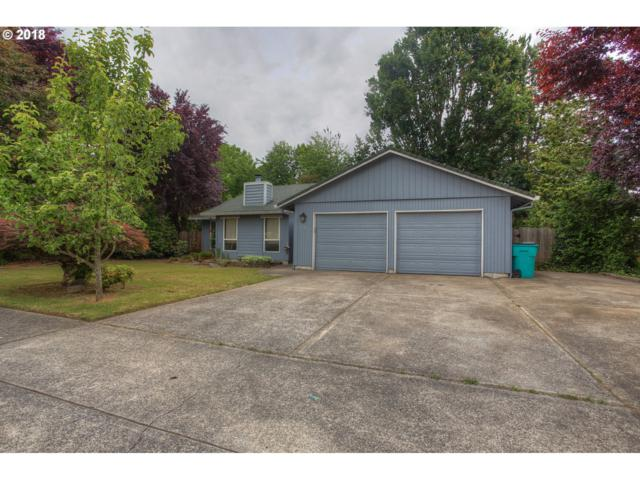 302 NW 103RD St, Vancouver, WA 98685 (MLS #18353867) :: The Dale Chumbley Group