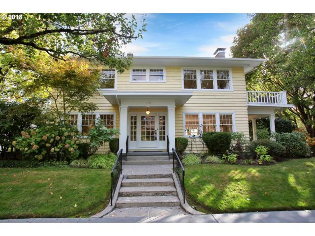 2208 NE Siskiyou St, Portland, OR 97212 (MLS #18353983) :: R&R Properties of Eugene LLC