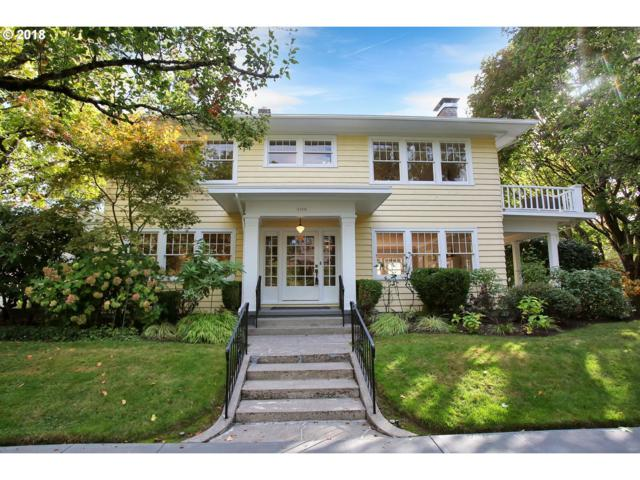 2208 NE Siskiyou St, Portland, OR 97212 (MLS #18353983) :: Harpole Homes Oregon