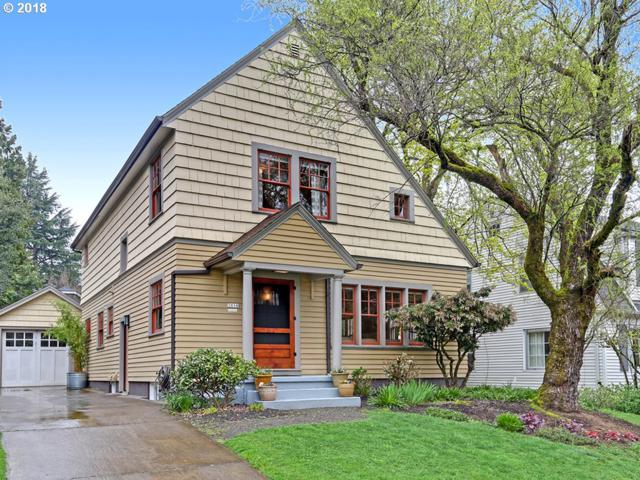 3816 NE 23RD Ave, Portland, OR 97212 (MLS #18354681) :: The Dale Chumbley Group