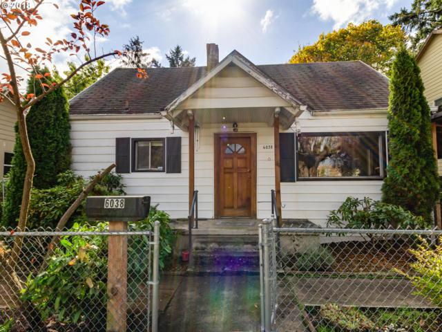 6038 SE Knapp St, Portland, OR 97206 (MLS #18354833) :: R&R Properties of Eugene LLC
