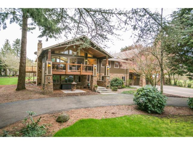 715 NW Territorial Rd, Canby, OR 97013 (MLS #18355129) :: Beltran Properties at Keller Williams Portland Premiere