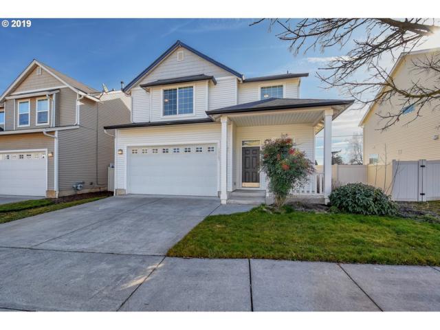 10207 NE 116TH Ct, Vancouver, WA 98662 (MLS #18356285) :: Song Real Estate