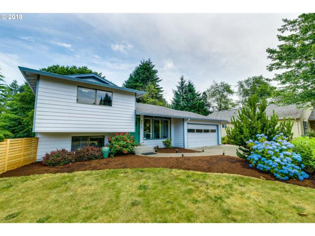 9815 SW Omara St, Tigard, OR 97223 (MLS #18356315) :: Fox Real Estate Group