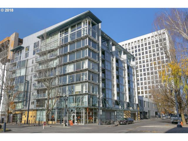 533 NE Holladay St #805, Portland, OR 97232 (MLS #18356869) :: The Liu Group