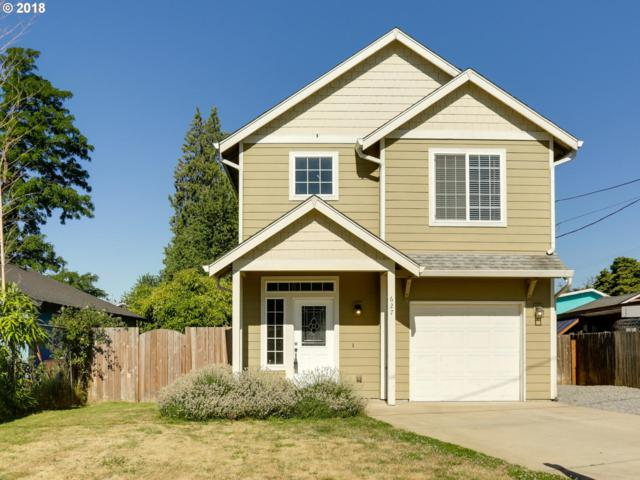 627 SE Union St, Camas, WA 98607 (MLS #18357280) :: Fox Real Estate Group
