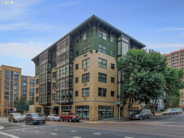1134 SW Jefferson St #302, Portland, OR 97201 (MLS #18357494) :: Hatch Homes Group