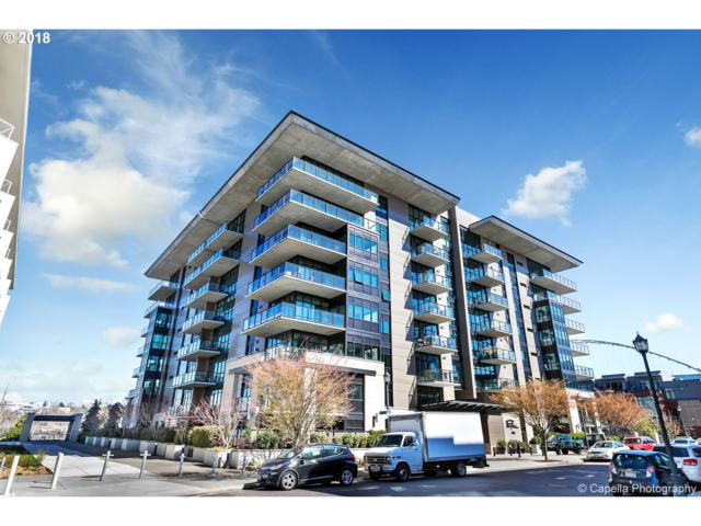 1830 NW Riverscape St #607, Portland, OR 97209 (MLS #18357627) :: Next Home Realty Connection