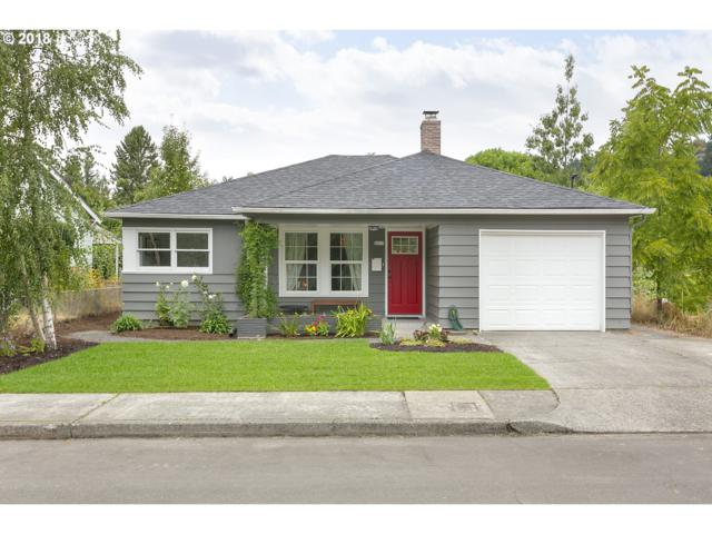 8917 NE Eugene St, Portland, OR 97220 (MLS #18357715) :: The Dale Chumbley Group