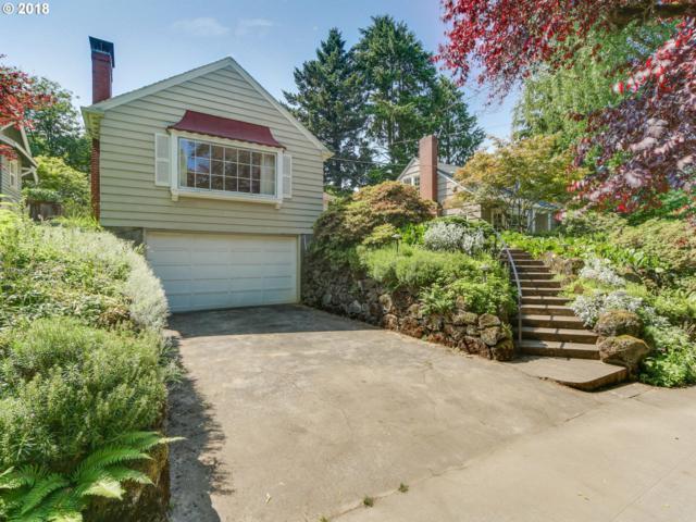 7331 SE 31ST Ave, Portland, OR 97202 (MLS #18358546) :: Portland Lifestyle Team
