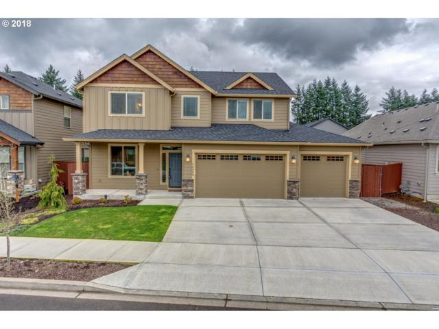 10505 NE 155TH Ave, Vancouver, WA 98682 (MLS #18358667) :: The Dale Chumbley Group