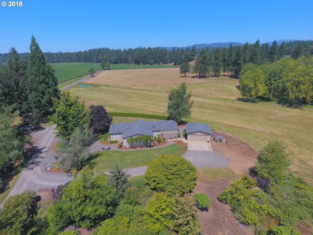 211 SE 252ND Ave, Camas, WA 98607 (MLS #18358670) :: The Dale Chumbley Group