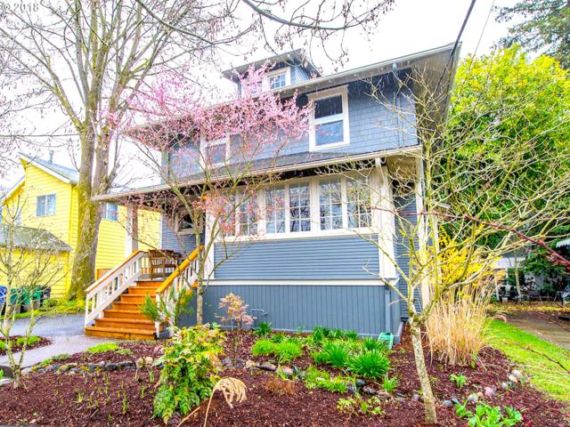 4334 SE Morrison St, Portland, OR 97215 (MLS #18358956) :: Next Home Realty Connection