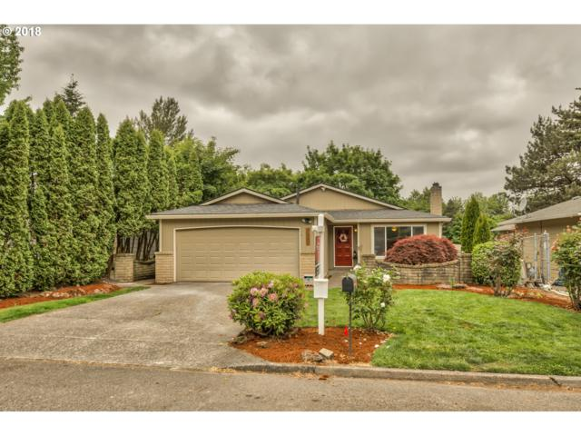 7941 SE 104TH Ave, Portland, OR 97266 (MLS #18359235) :: The Sadle Home Selling Team