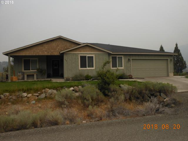 218 Elkview Dr, Canyon City, OR 97820 (MLS #18359448) :: The Dale Chumbley Group