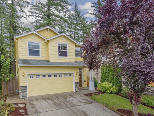 1052 57TH St, Washougal, WA 98671 (MLS #18359726) :: Hatch Homes Group