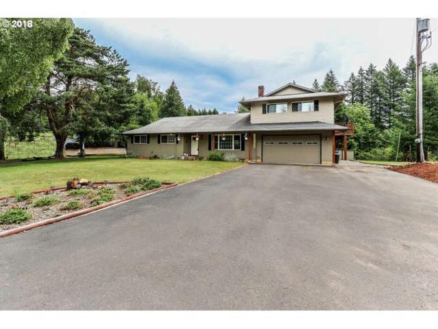 1221 NE 322ND Ave, Washougal, WA 98671 (MLS #18360297) :: Matin Real Estate