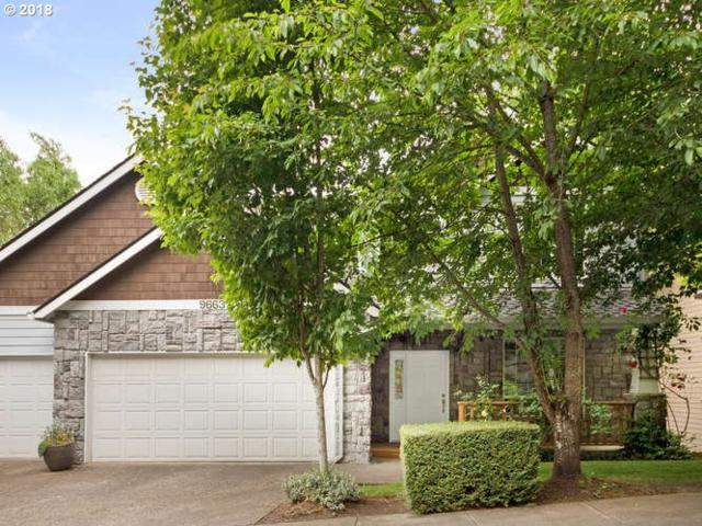 9663 NW Randall Ln, Portland, OR 97229 (MLS #18360370) :: Next Home Realty Connection