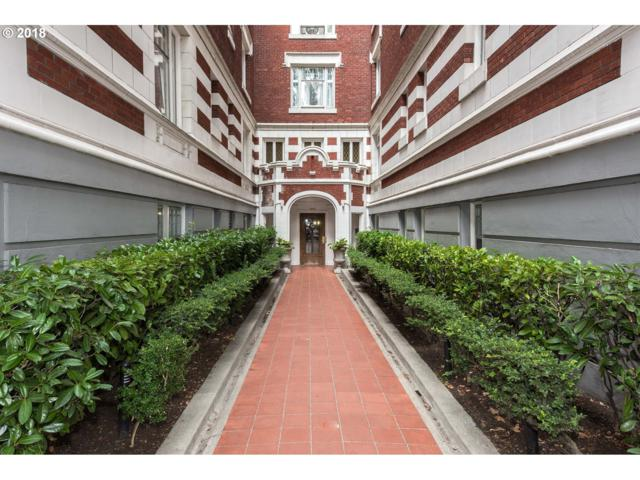 1811 NW Couch St #204, Portland, OR 97209 (MLS #18360518) :: McKillion Real Estate Group
