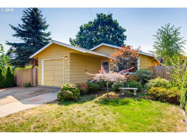 8924 SE Claybourne St, Portland, OR 97266 (MLS #18361102) :: Next Home Realty Connection