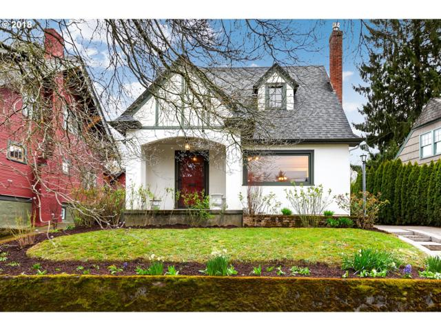 522 NE Royal Ct, Portland, OR 97232 (MLS #18361293) :: Next Home Realty Connection