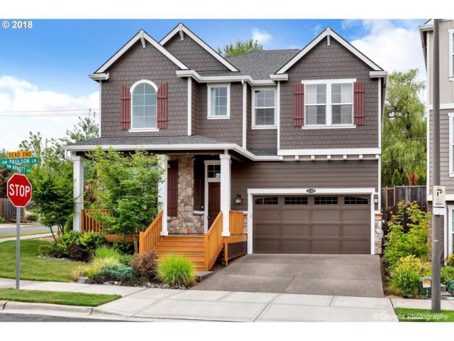 11489 NW Paulson Ln, Portland, OR 97229 (MLS #18362561) :: Stellar Realty Northwest