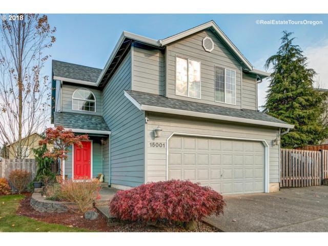 15001 Buffalo Way, Oregon City, OR 97045 (MLS #18364342) :: Realty Edge