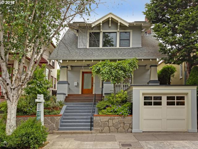 3435 SE Madison St, Portland, OR 97214 (MLS #18366024) :: Hatch Homes Group