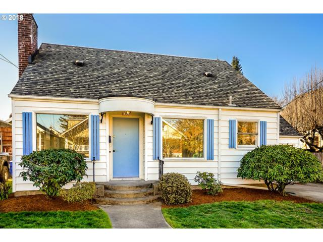 1905 SE 45TH Ave, Portland, OR 97215 (MLS #18366800) :: Next Home Realty Connection