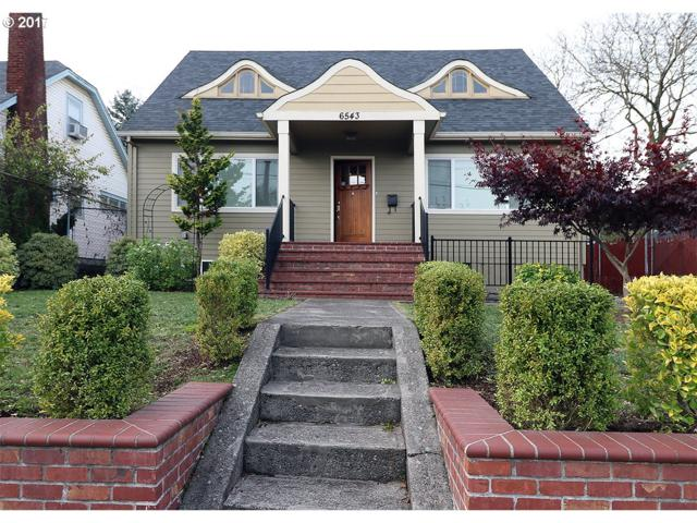 6543 N Interstate Ave, Portland, OR 97217 (MLS #18367079) :: Next Home Realty Connection