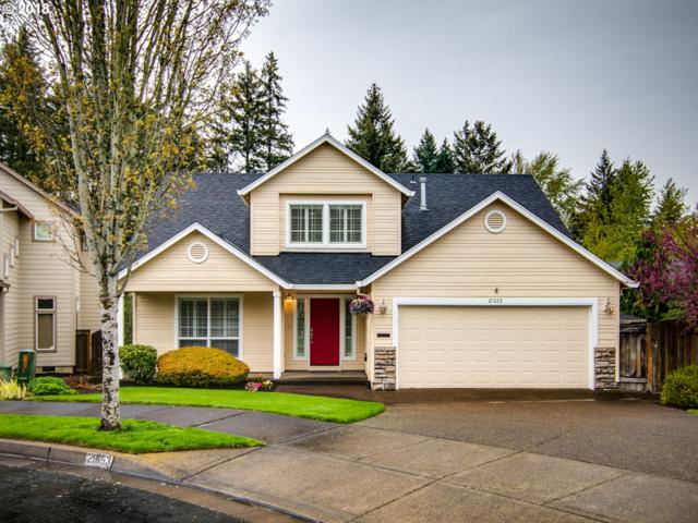 21653 SW Aspen Pl, Tualatin, OR 97062 (MLS #18367892) :: Matin Real Estate