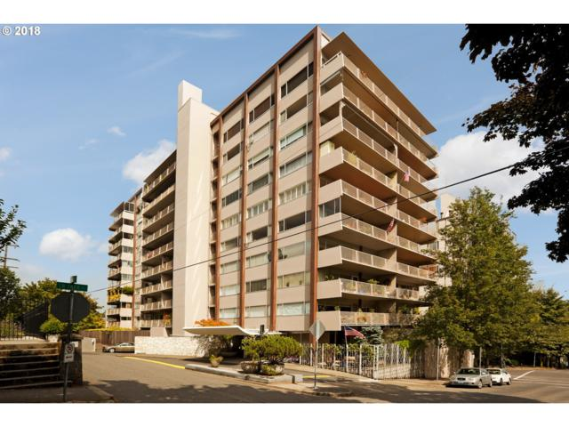 2323 SW Park Pl #702, Portland, OR 97205 (MLS #18368463) :: TLK Group Properties