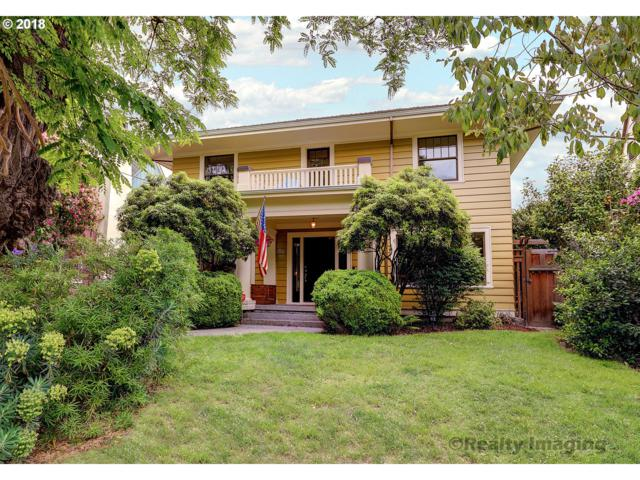 1048 SE 55TH Ave, Portland, OR 97215 (MLS #18368602) :: Portland Lifestyle Team