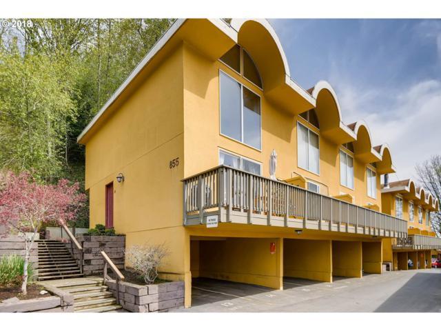 855 SW Broadway Dr #21, Portland, OR 97201 (MLS #18368911) :: Song Real Estate