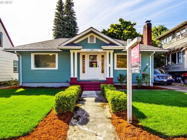 1601 SE 60TH Ave, Portland, OR 97215 (MLS #18369015) :: SellPDX.com